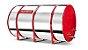 Boiler Solar 800l Alta Pressão c/ 4 Placas 2,00 x 1,00 komeco - Imagem 2