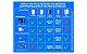 Fechadura Eletrônica para Porta de Vidro x Vidro 12V R2E Inox Reta - Imagem 4