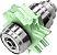 Turbina  Rolamento Cerâmico Kavo Roll-Air 3  ExtraTorque 605C  Super Toque 505C PB - Imagem 1