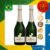 Dádivas Espumante Blanc de Blanc Chardonnay Brut NV - Imagem 1
