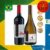 Agnus Merlot 2018 + Dádivas Chardonnay 2016 - Imagem 1