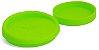 Tampa Silicone P/ Canecas - 9 Cm D - Verde Neon (2258) - 01 Unidade - Imagem 1