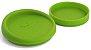 Base Silicone P/ Canecas - 7 Cm D - Verde Claro (2269) - 01 Unidade - Imagem 1