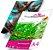 Adesivo Semi Transparente Vinil PET A4 (Laser) - 50 Folhas - Imagem 1