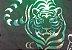 Filme de recorte SUBLIMÁVEL e Termo Colante Irisado Branco Tamanho A4 (210MMX297MM) com Máscara de Recorte Reflet Power - Pacote com 10 Folhas - Imagem 2