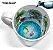 Caneca Cerâmica 325 ml Branca Motto Mug - Verão Tropical ShopVirtua3000® (2110) - 01 Unidade - Imagem 2