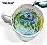 Caneca Cerâmica 325 ml Branca Motto Mug Resinada P/ Sublimação - Copacabana ShopVirtua3000® (2111) - 01 Unidade - Imagem 2
