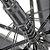 Guarda Chuva Modelo Tradicional Cabo Curvo Branco para Sublimação Reforçado Automático Tamanho 83cm (2408) - Imagem 2