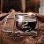 Xícara Vidro Cristal Parede Dupla P/ Café 180ml (Linha Elegance Sublimação) (2707) - 01 Unidade - Imagem 4