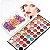 Miss Rose - Paleta de Sombras 36 Cores 3D - 3 Unid - Imagem 1