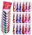Batom de Frutas Infantil em Torre Bella Femme TR30001 ( 36 Unidades ) - Imagem 1