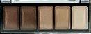 Paletas de Sombras Nudes Queen #01 ( 02 Unidades ) - Imagem 3