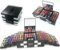 Kit de Maquiagem Completo Studio Make Up Luisance L233 ( Contém 150 Itens ) - Imagem 1