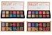 Paleta de Sombras Metalizadizadas Coloridas L3071 A e B ( 12 Unidades ) - Imagem 1