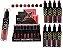 Novo Batom Duo Matte Ruby Rose HB8607 1 ( 8 Unidades  ) - Imagem 4