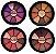 Coleção Paletas Ruby Rose Linha HB9986 ( 4 Unidades ) - Imagem 1