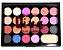 Paleta de Sombras 22 Cores e Primer DIVA HB1005 ( Display 12 Unidades ) - Imagem 2