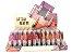Display do Novo Batom Matte Ruby Rose HB8516 - Coleção 39 ( 72 Unidades + 12 Provadores ) - Imagem 1