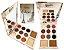 Paleta de Sombras, Blush e Iluminador Cheri Luisance L6057 - Imagem 1