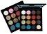 Paleta de 15 Sombras e Fixador The Hypnotic Ruby Rose HB1024 ( 12 Unidades ) - Imagem 1