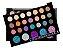 Display Paleta Sombra e Glitter Atitude SP Colors 142 ( 12 Unidades ) - Imagem 5