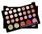 Display Paleta Sombra e Glitter Atitude SP Colors 142 ( 12 Unidades ) - Imagem 4