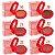 Blush Matte Micronizado C/ Espelho Max Love 19 a 24 ( Display 30 Unidades e Provadores ) - Imagem 2