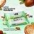 Lenço Demaquilante Hidratante Uni Make Up - Kit C/ 6 Unid  - Imagem 1