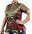 Jaleco Groom Show Green/ Red ( Unissex) - Imagem 1