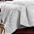 Cobre Leito King 270x280cm Cor Branco  Pérola 300 fios - Profiline Luxury - Imagem 3