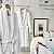 Roupão Unissex Aveludado Profissional Tamanho G - Imperial - Profiline Luxury - Imagem 1
