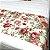 Peseira Estampada Tecido Gorgurão Floral Rosa - Profitel Decor - Imagem 3