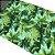 Peseira Estampada Tecido Gorgurão Floral Verde - Profitel Decor - Imagem 3