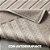 Toalha para Pés Branco 86x60cm Scala 920 G/m² Antiderrapante  Trussardi - Imagem 2