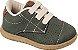 Sapato Cravinho Casual Militar/Caramelo - Klin - Imagem 1