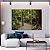 Conjunto com 03 quadros decorativos Caminho Natureza - Imagem 3