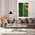 Quadro decorativo Folha de Palmeira - Imagem 2