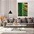 Quadro decorativo Folha de Palmeira - Imagem 3