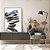Quadro decorativo Face Abstrata - Imagem 4