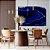 Quadro decorativo Ágata Azul - Imagem 2