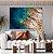 Conjunto com 02 quadros decorativos Mar - Imagem 1