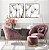 Conjunto com 02 quadros decorativos Dente-de-leão em Preto e Branco - Imagem 4
