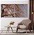 Conjunto com 02 quadros decorativos Cerejeira - Imagem 1
