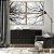 Conjunto com 04 quadros Decorativos Natureza - Imagem 1