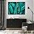 Conjunto com 02 quadros decorativos Botanic - Imagem 1