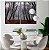 Conjunto com 02 quadros decorativos Outono - Imagem 2
