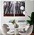 Conjunto com 02 quadros decorativos Outono - Imagem 3