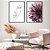 Conjunto com 02 quadros decorativos Femme 50x70cm (LxA) Moldura Preta - Imagem 1
