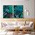 Conjunto com 02 quadros decorativos Esmeralda - Imagem 4