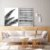 Conjunto com 02 quadros decorativos Urbano  - Imagem 1